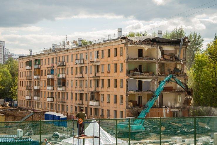 Собянин рассказал о бюджете Москвы и ходе реновации