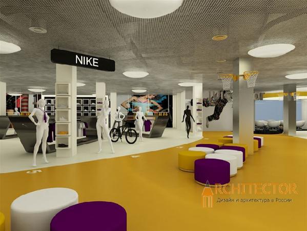 Что дает торговому центру смена декораций?