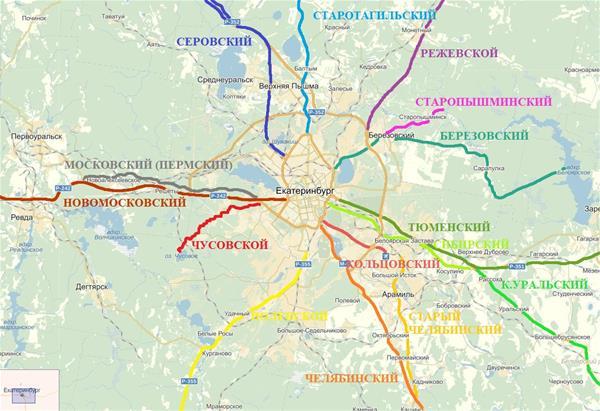 Загородная недвижимость Екатеринбурга. Где купить?