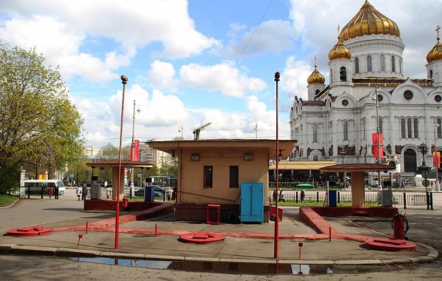 Рядом с Пушкинским музеем появится концертный зал-трансформер