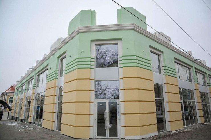 Ипотека коммерческой недвижимости в ростове Аренда офиса 30 кв Миргородский 1-й переулок