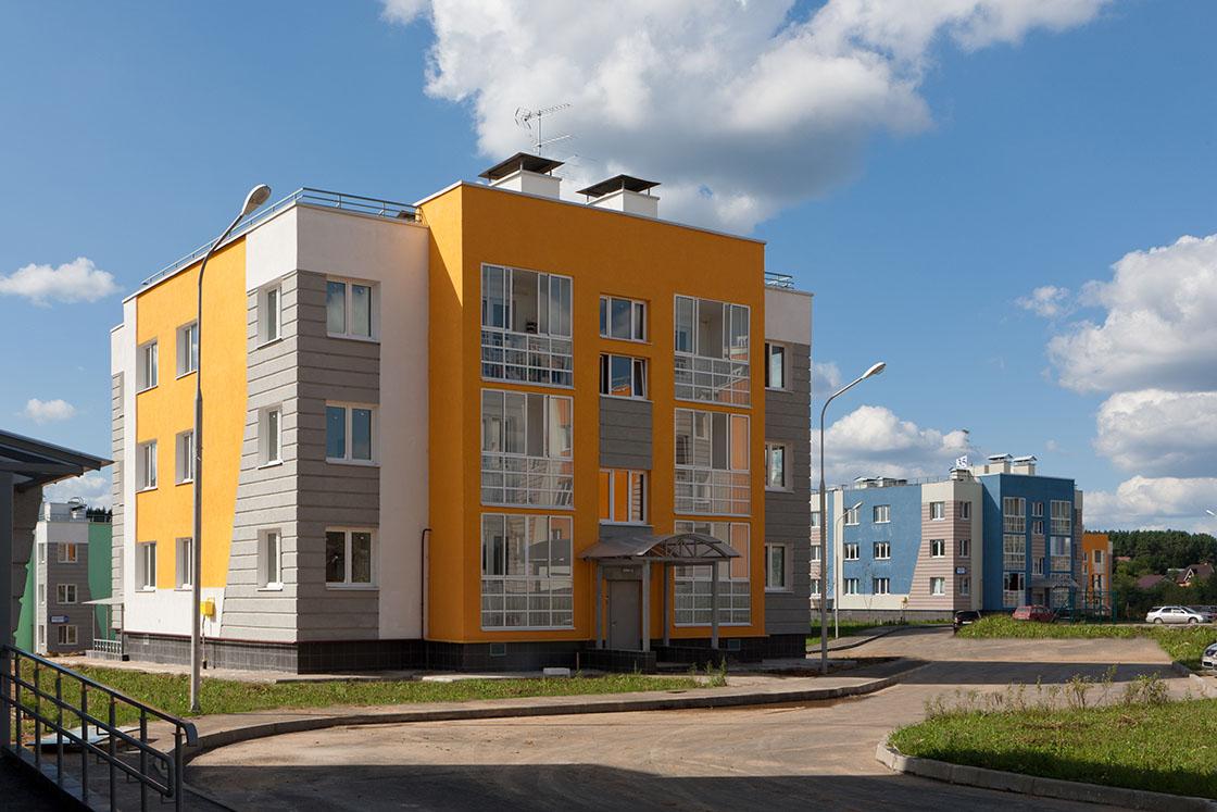 малоэтажное жилищное строительство