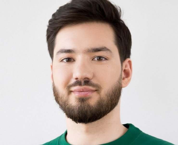 Мердан Дурдымурадов, сооснователь сервиса Cherdak.io
