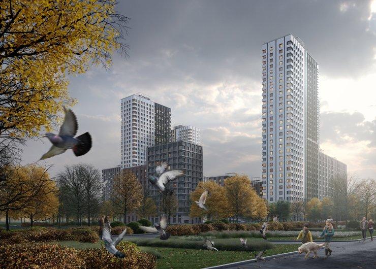 В «Прогрессивных жилых кварталах Balance» стоимость квадратного метра выросла на 58%
