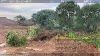 В заповеднике «Долина реки Сетунь» вырубают деревья