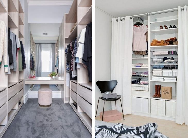 Метры счет любят: как хранить вещи в маленькой квартире