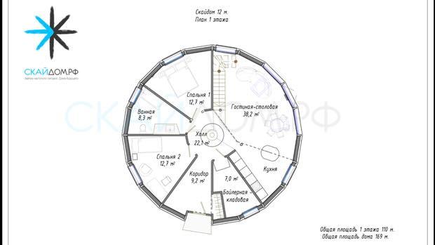 Как живется в круглом доме?