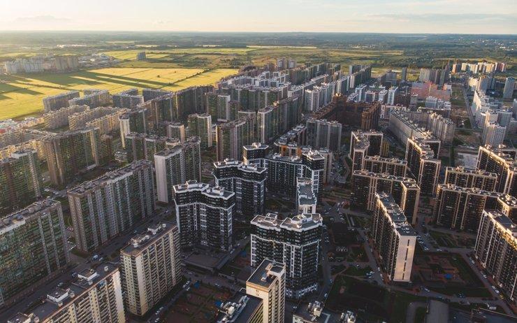 Рынок новостроек Петербурга: десять лет спустя