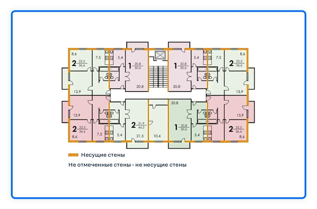 Планировки многоквартирных жилых домов за рубежом работа в финляндии для русских 2019
