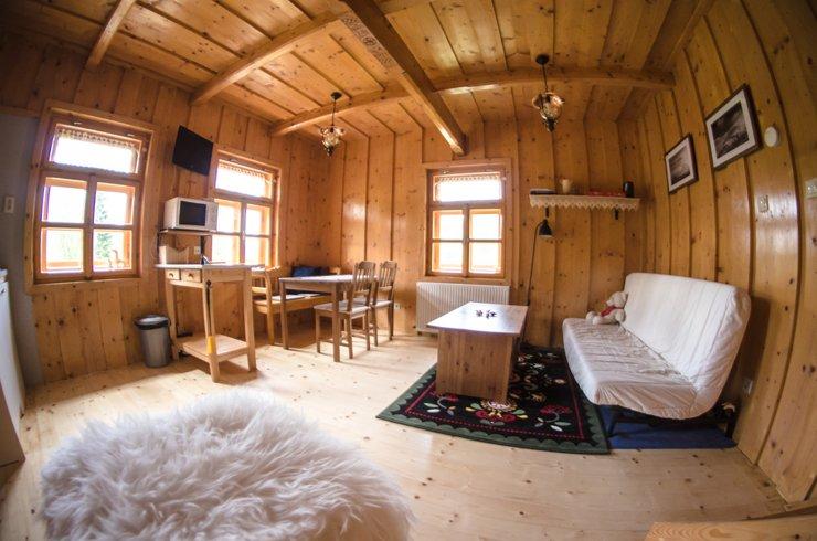 Как уютно обустроить маленький домик