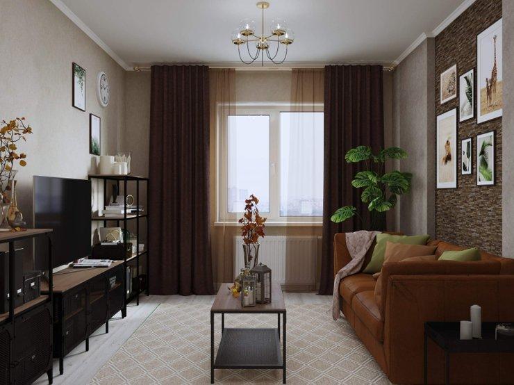 Идеи крутого дизайна для малогабаритной квартиры