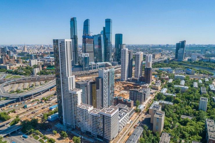 Инвестиции в строительство жилой и коммерческой недвижимости в Москве и России