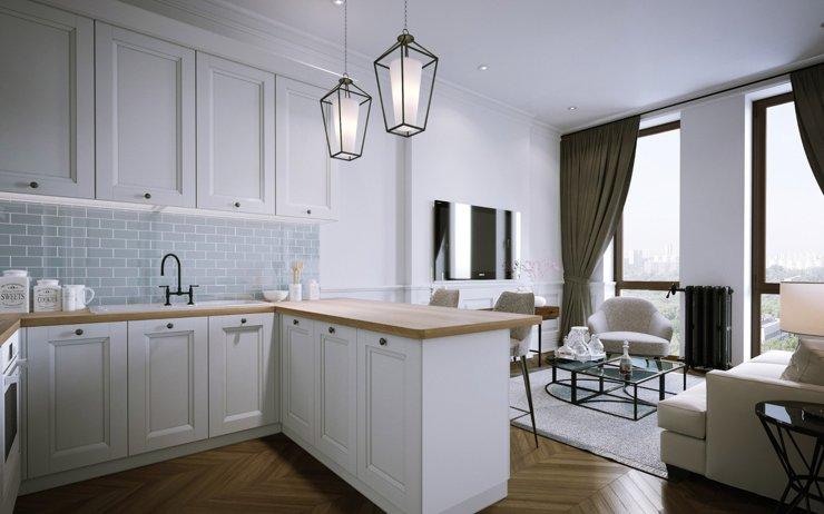 Небольшие апартаменты для инвестиций