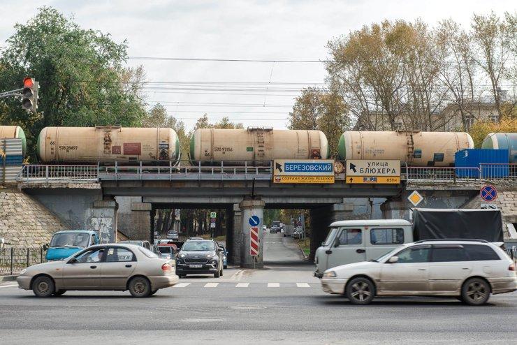 Улица Восточная— граница ВТУЗ-городка