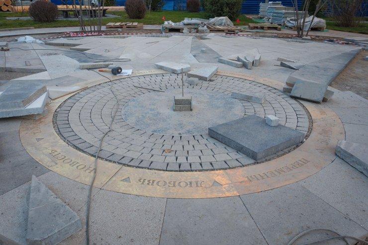 «Сердце Скандис»— в центре круга будет стрелка, покрутив которую можно получить предсказание будущего.