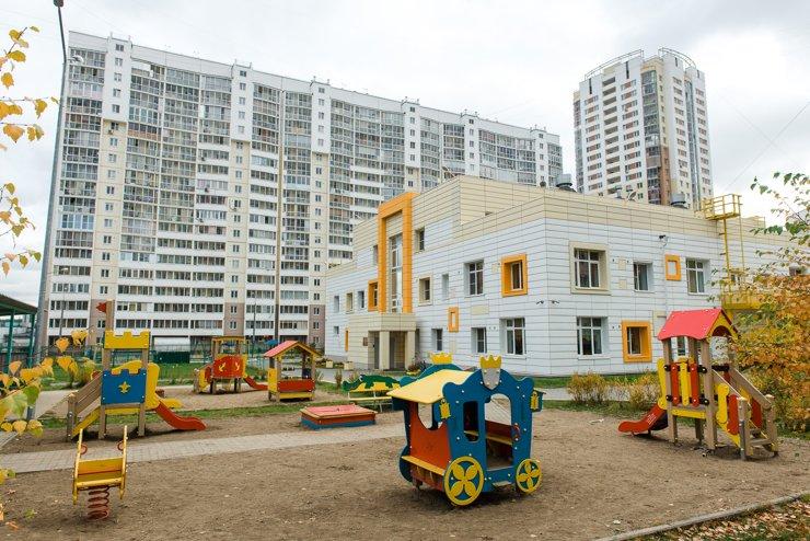 Детский сад 107