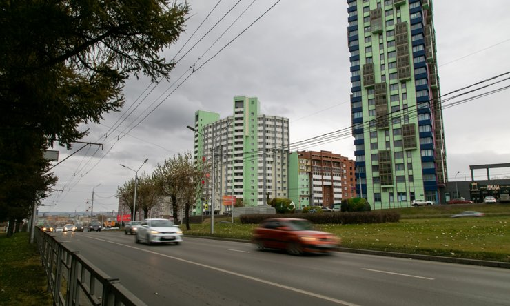 «Мазай» на Копылова: долгострой с криминальным прошлым