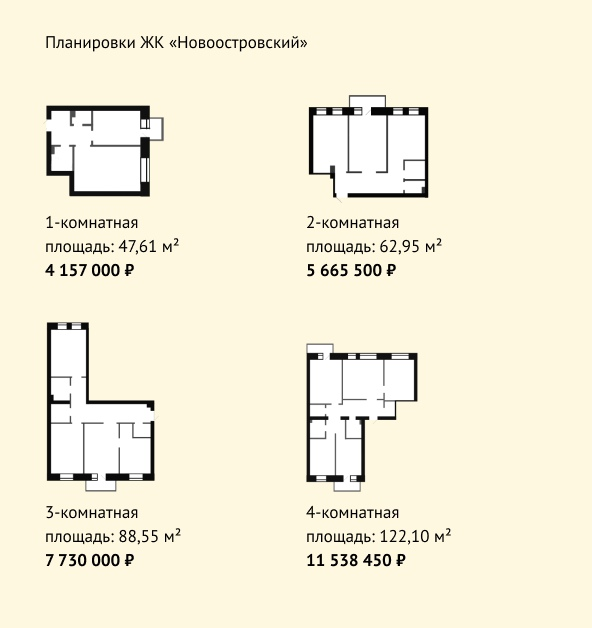 Со всеми вариациями можно ознакомиться на сайте «Сибиряка»