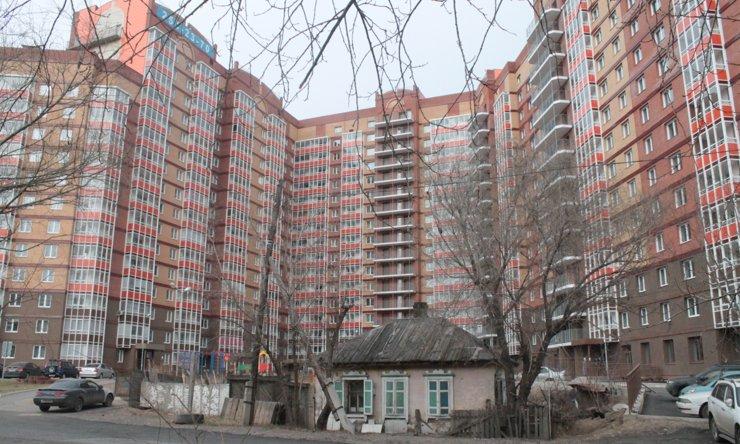 C видом на огороды: обзор ЖК «Калининский»