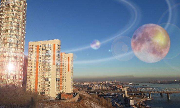 Сползая в прекрасное будущее: обзор ЖК «Орбита»