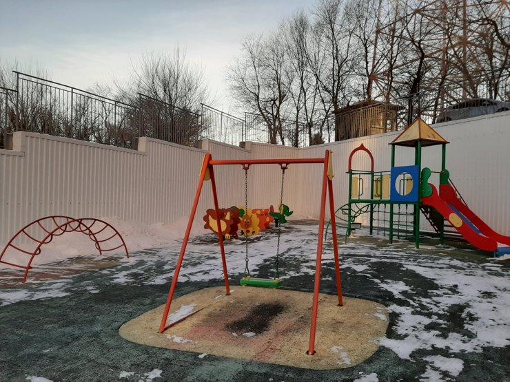 Концептуальный подход к детским площадкам во дворах