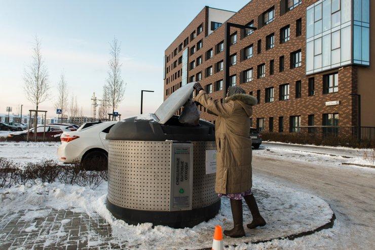 Больше в «Суходольском» платят за горячую воду и вывоз отходов