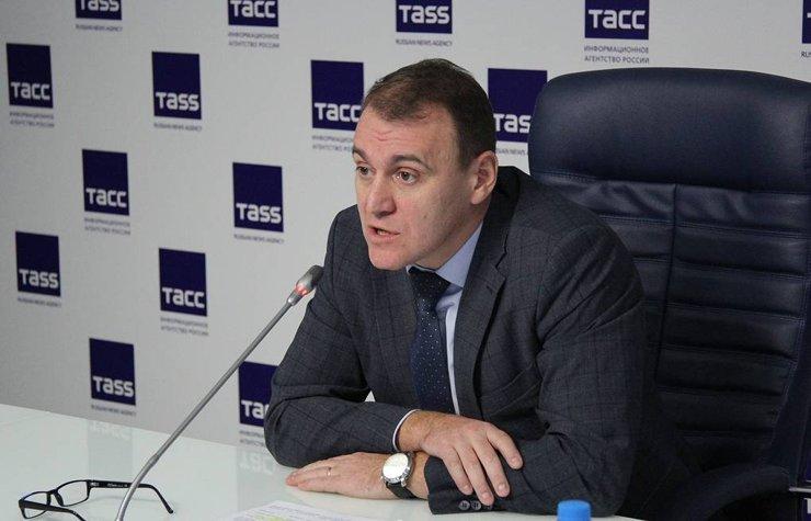 Министр строительства Новосибирской области Иван Шмидт