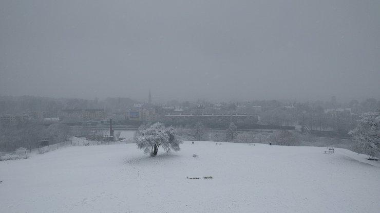 Смог над Краковом