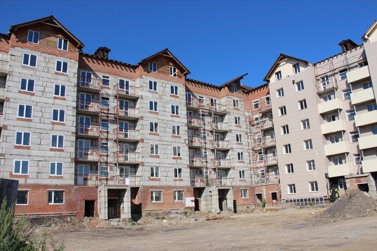 Дом на Ивлева, 160— один из самых сложных долгостроев Новосибирска