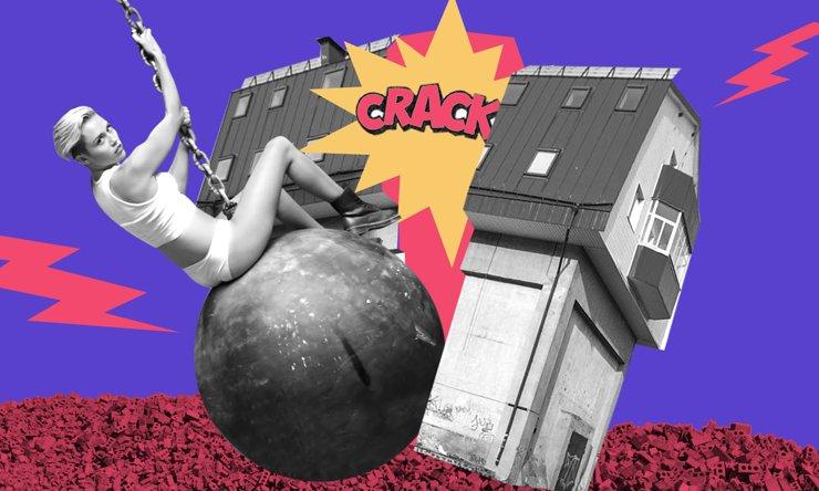 На шаровом таране: какие здания в Новосибирске нужно снести