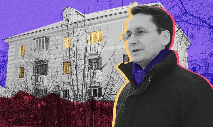 «А если я лежу в неглиже?»: прогулка с телеведущим и проректором УрФУ Алексеем Фаюстовым по «центральному» ВИЗу