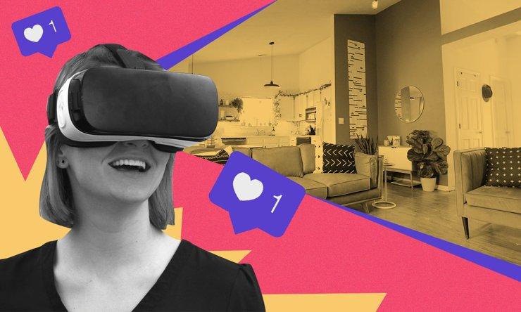 Онлайн-экскурсии и VR: как купить квартиру, не выходя из дома