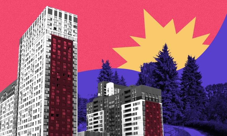 Жилой квартал «Комсомольская, 67»: дома около общежитий УрФУ с нестуденческими ценами