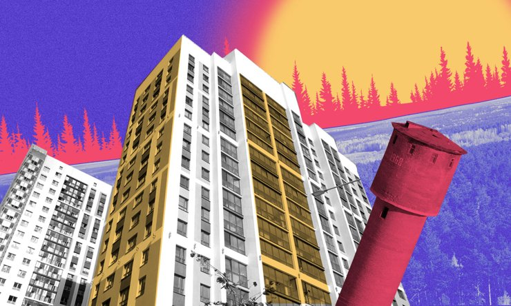 Жилой район «Изумрудный бор»: квартиры на перспективу