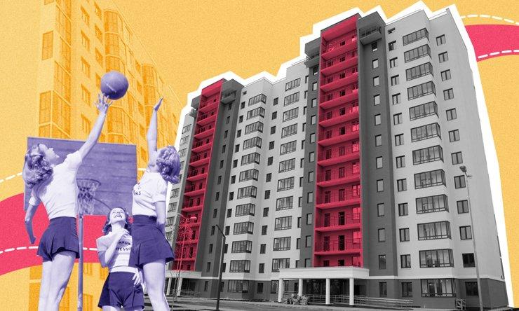 Жилой комплекс «На Тенистой»: новый дом на новой улице
