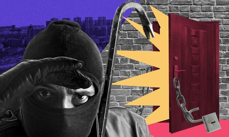 Как обезопасить квартиру и дачу от грабежа?