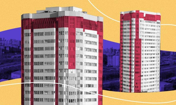 Жилой комплекс «Новый Уктус»: две с половиной высотки на Павлодарской