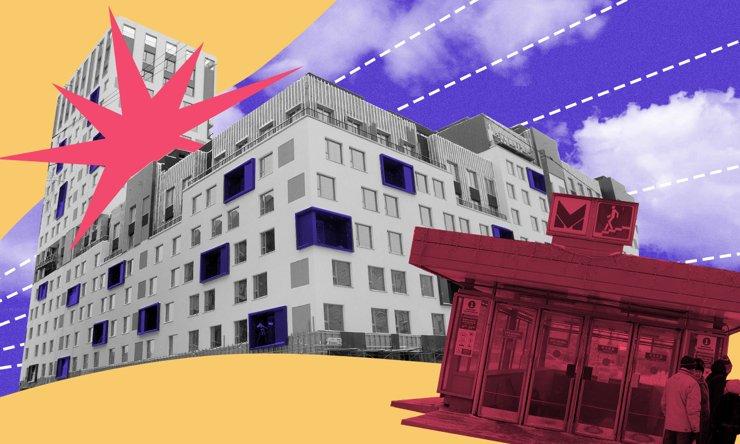 ЖК «Северный квартал»: разноэтажные дома и урбан-виллы в старом районе Екатеринбурга