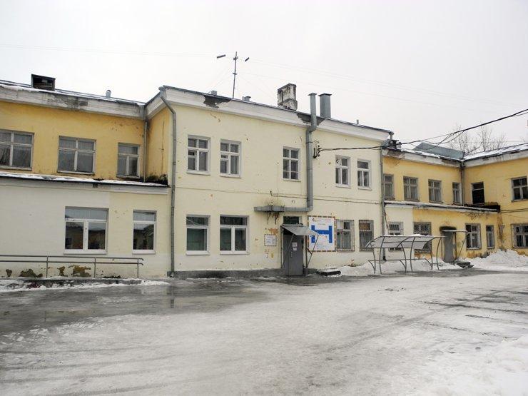 Отделение 2 детской городской больницы 15
