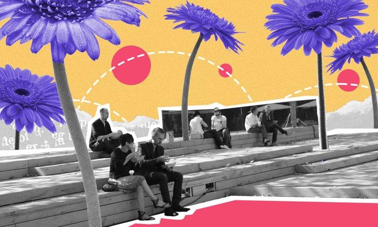 Место встречи: как общественные пространства делают людей ближе