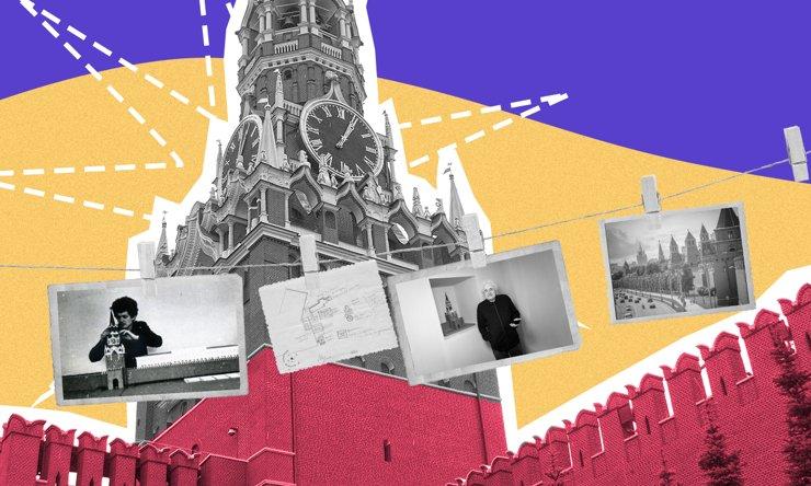 Московский Кремль мог быть другим